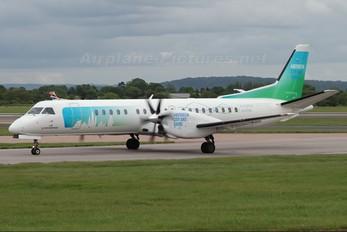 G-CDKA - Eastern Airways SAAB 2000