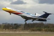 LZ-HMW - Balkan Holidays Air Tupolev Tu-154M aircraft