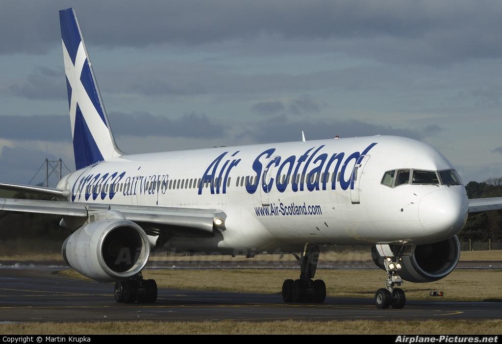 Air Scotland Photos | Airplane-Pictures.net