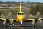 G-SASC - Scottish Ambulance Service Beechcraft 200 King Air aircraft