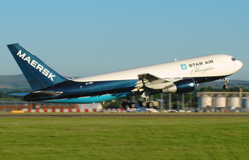 OY-SRG - Star Air Freight Boeing 767-200F