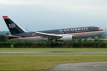 N656US - US Airways Boeing 767-200ER
