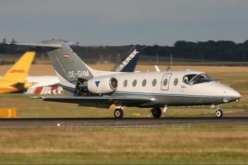 OE-GHM - Jetalliance Hawker Beechcraft 400A Beechjet
