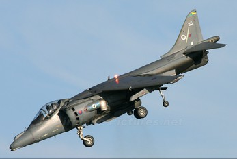 ZD406 - Royal Air Force British Aerospace Harrier GR.7