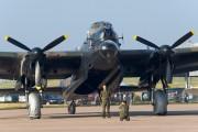"""Royal Air Force """"Battle of Britain Memorial Flight&quot PA474 image"""