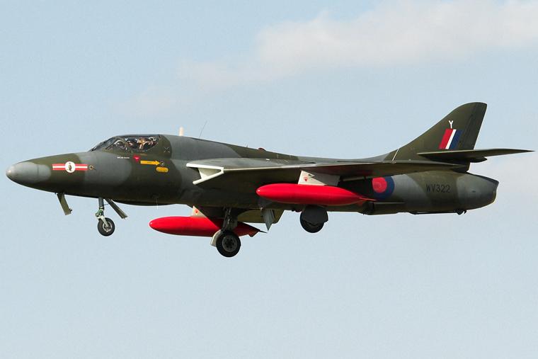 Private G-BZSE aircraft at Leuchars