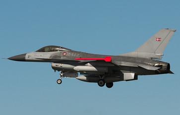 E-182 - Denmark - Air Force General Dynamics F-16A Fighting Falcon