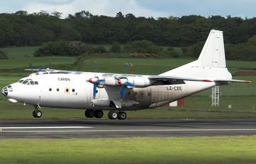 LZ-CBE - Unknown Antonov An-12 (all models)
