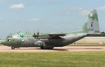 2465 - Brazil - Air Force Lockheed C-130H Hercules