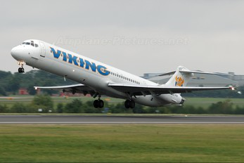 SE-RDI - Viking Airlines McDonnell Douglas MD-83
