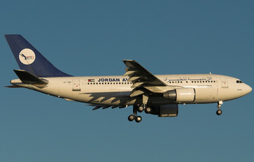 JY-JRV - Jordan Aviation Airbus A310