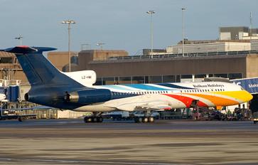 LZ-HMI - Balkan Holidays Air Tupolev Tu-154M