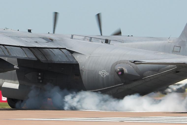 USA - Air Force 84-0476 aircraft at Fairford