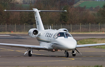 G-EDCJ - Private Cessna 525 CitationJet