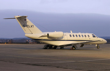 D-CLAT - Private Cessna 525 CitationJet