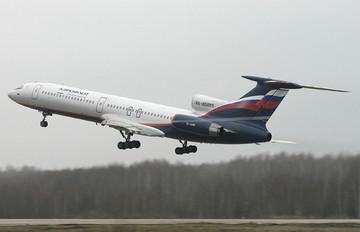 RA-85665 - Aeroflot Tupolev Tu-154M