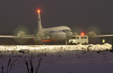 RA-75478 - Aeroflot Ilyushin Il-18 (all models)