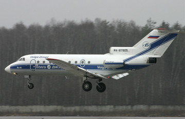 RA-87905 - Volga Dnepr Airlines Yakovlev Yak-40