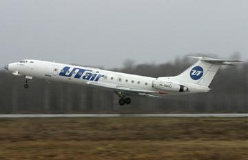 RA-65033 - UTair Tupolev Tu-134A