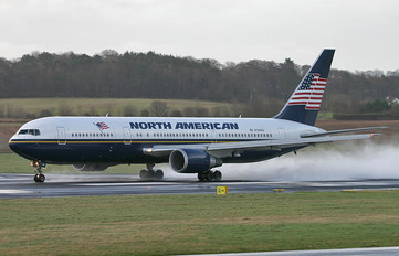 N768NA - North American Airlines Boeing 767-300