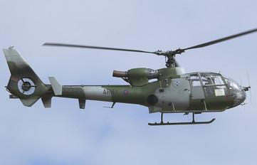 XZ349 - British Army Westland Gazelle AH.1