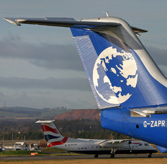 G-ZAPR - Titan Airways British Aerospace BAe 146-200/Avro RJ85-QT Quiet Trader