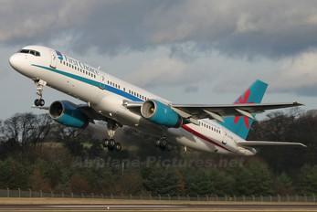 G-OOBI - First Choice Airways Boeing 757-200