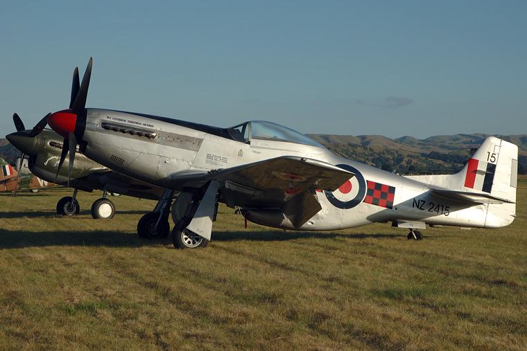 Private ZK-TAF aircraft at Masterton