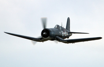 ZK-COR - Private Goodyear FG Corsair (all models)