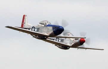 ZK-MSY - Private Titan T51 Mustang