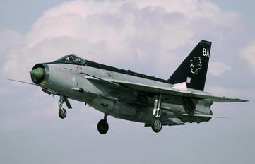 XS903 - Royal Air Force English Electric Lightning F.6
