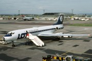 SP-LHD - LOT - Polish Airlines Tupolev Tu-134A aircraft