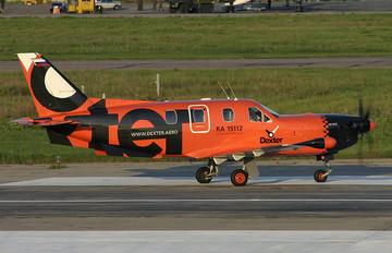 RA-15112 - Dexter Myasishchev M-101T Gzhel