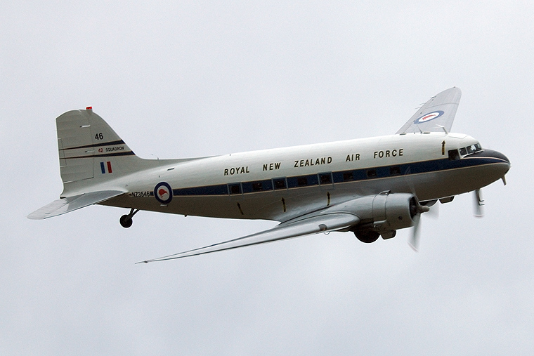 Private ZK-DAK aircraft at Masterton