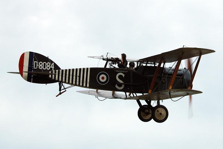 Patina G-ACAA aircraft at Masterton