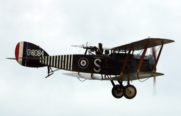 G-ACAA - Patina Bristol F2B Fighter