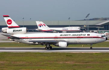S2-ACQ - Biman Bangladesh McDonnell Douglas DC-10