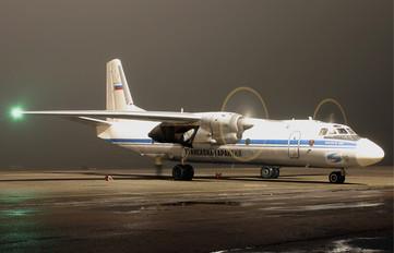 RA-26089 - Transavia Garantiya Antonov An-26 (all models)