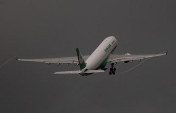 B-16302 - Eva Air Airbus A330-200