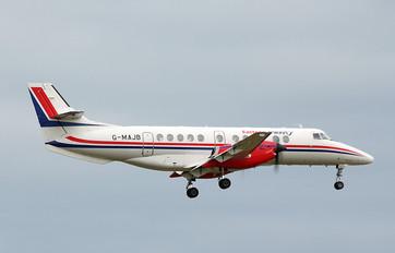 G-MAJB - Eastern Airways Scottish Aviation Jetstream 41