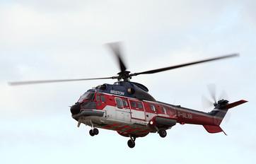 G-BLXR - Bristow Helicopters Aerospatiale AS332 Super Puma