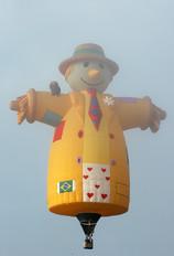 PP-XKS - Private Amazon Balloons Mr Scarecrow SS