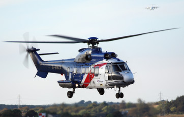 G-BWZX - Bristow Helicopters Aerospatiale AS332 Super Puma