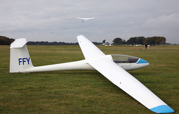 BGA.3237 - Scottish Gliding Union PZL SZD-51 Junior