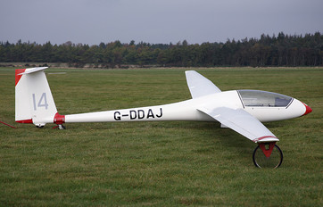G-DDAJ - Private Schempp-Hirth Nimbus