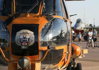 XW231 - Royal Air Force Westland Puma HC.1