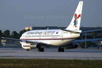 VP-CYB - Cayman Airways Boeing 737-200
