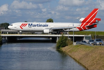PH-MCP - Martinair McDonnell Douglas MD-11F