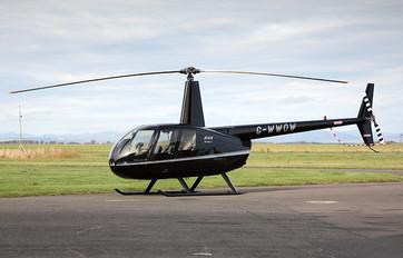 G-WWOW - Private Robinson R44 Astro / Raven