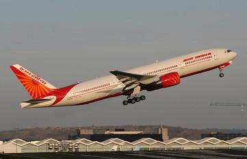 VT-AIR - Air India Boeing 777-200